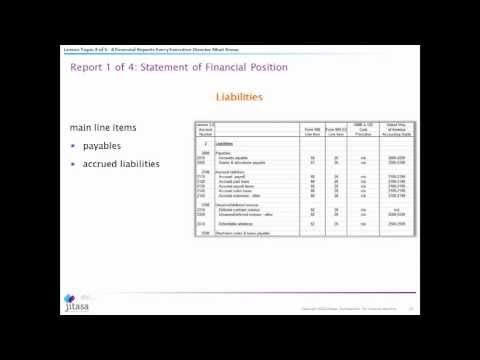 Jitasa University   Nonprofit Financial Statements   Chapter 3: Balance  Sheets   YouTube