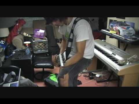 In the Recording Studio: Day 1