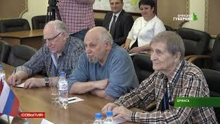Встреча с актёрами в брянском Правительстве 17 05 19