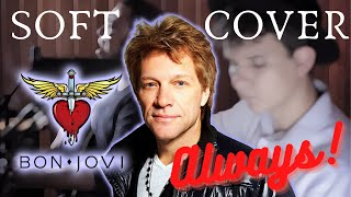 Скачать Bon Jovi Always Acoustic Cover By Soft Rock