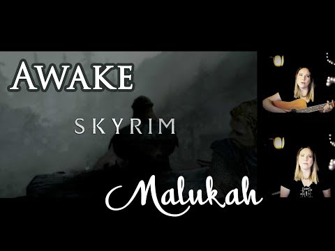 Malukah - Awake (Skyrim Cover) - Happy Birthday Skyrim!