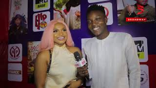 Mike Ezuruonye, IK Ogbonna, Rico, Chioma Akpotha Attend Lagos Real Fake Life Premiere