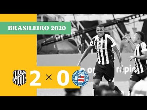 Ceará Bahia Goals And Highlights