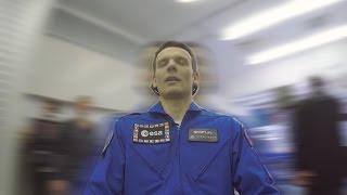 TRENUJĘ W ESA - Inicjatywa Andromeda cz.2
