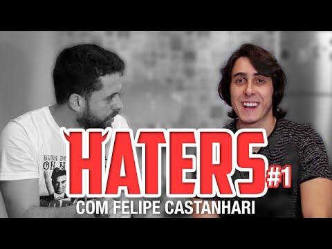 HATERS #01 – FELIPE CASTANHARI (Canal Nostalgia)