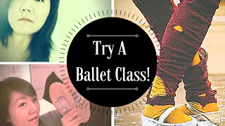 Alternative to Pilates/Yoga? Try an ADULT BEGINNER BALLET class near you | effortlessruth Thumbnail