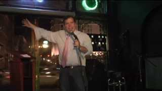 Randy Credico Raucous Caucus Cabaret video by Jose Rivera 1:13:14