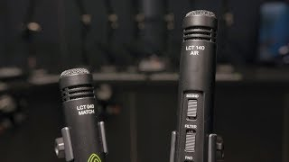 Lewitt LCT 040 Match & LCT 140 Air - NAMM 2019