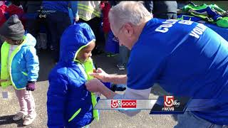 5 For Good: New coats donated to keep kids warm for frigid temperatures