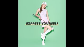 소녀시대 효연 X 유리 르꼬끄골프 광고 / 순수청담본점 효연 헤어메이크업