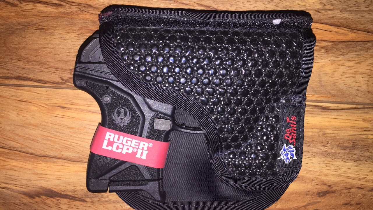 Ruger LCP 2 Unboxing with DeSantis Superfly Holster