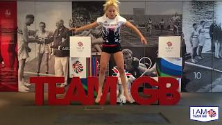 Aimee Fuller HIIT Workout | I Am Team GB