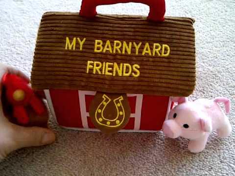 My Barn Yard Friends Play Set Youtube