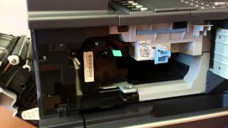 How to reset maintenance in kyocera TasKalfa 180, 181, 220