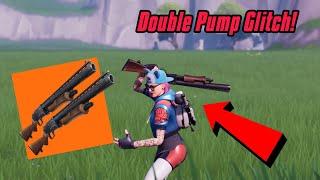 *New* Double Pump Glitch In Fortnite (Double Pump Is Back) Fortnite Glitches Season 7 PS4/Xbox