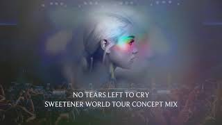 26. No Tears Left to Cry (Sweetener World Tour Concept Mix) | Ariana Grande