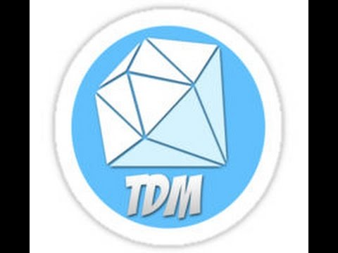 DanTDM Logo! Roblox Donut Tycoon