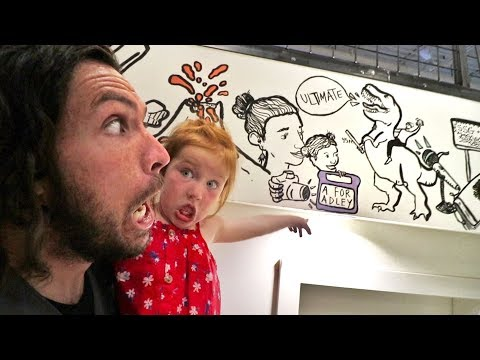 Ultimate Spacestation Makeover!! Adley And Jenny Help Share Our Story! (new Tripod By Joby)