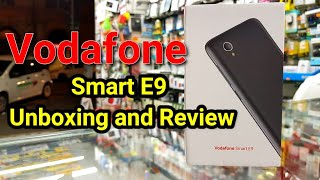 Vodafone Smart E9 Review And Unboxing