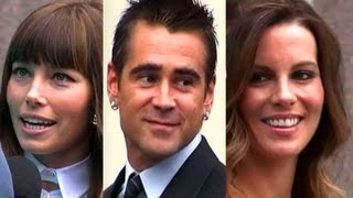 Vue - Total Recall Movie Premiere - Jessica Biel, Kate Beckinsale, Colin Farrell, Bill Nighy