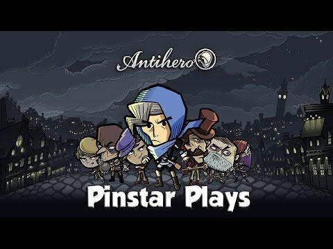 Pinstar Plays Antihero