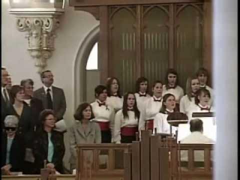 St. Lorenz † Evangelical Church -  The Lord´s Prayer & Choir