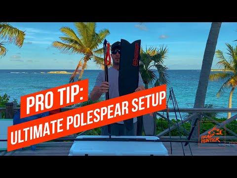 Pro Tip - The ULTIMATE Polespear Setup