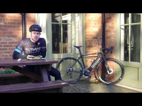 Bianchi Impulso E-Road Electric Road Bike: First Ride