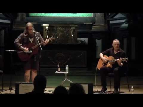 "Don Anderson (Sculptured, ex-Agalloch) and Austin Lunn (Panopticon) - ""A Desolation Song"" (Live)"