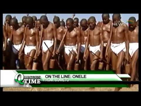 Question Time: Initiation, 29 June 2016