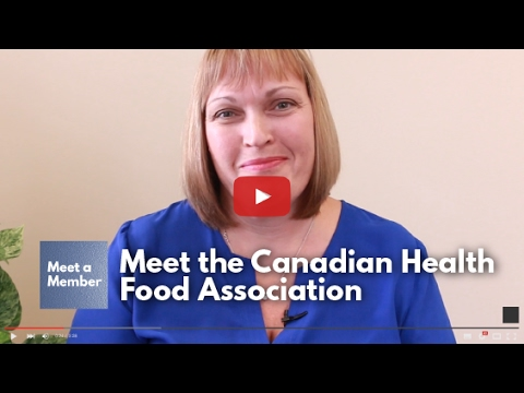Meet the Canadian Health Food Association