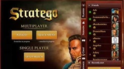 Official Stratego Online - Gameplay Introduction