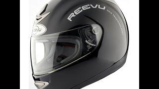 Reevu MSX1 Rear View Full Face Helmet Review