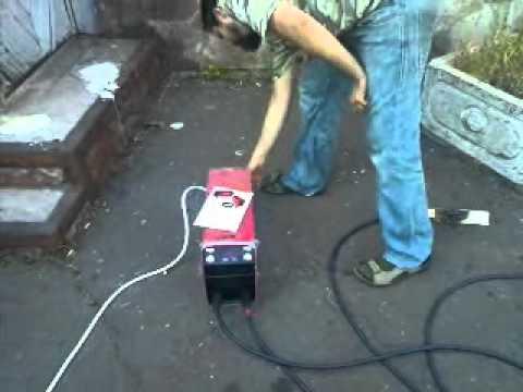 Сварочный инвертор ЭЛПРОМ ЭИСА-250 IGBT (честный обзор) - YouTube