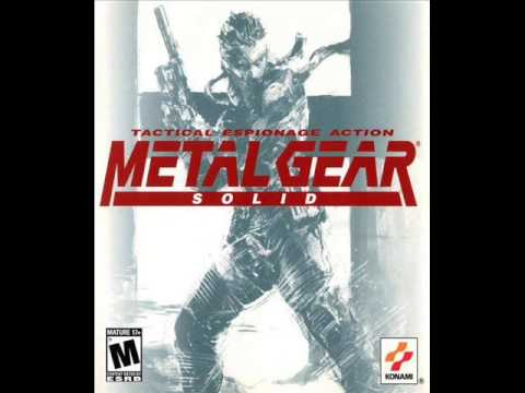 MGS 1 - The soundtrack during the Codec conversation / Snake and Naomi about Big Boss