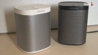 Test Sonos Play :1 : une enceinte connectée sans fil, petite mais pêchue