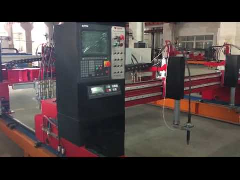 HNC 4000H Economical CNC Plasma & Oxy Fuel Plate Cutting Machine