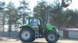 Crystal Traktor Orion 16 + Tur Hydrmet 17 podłączenie