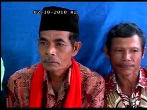 Tayub Trenggalek, Gamping - Gebyok ( Javanese culture )