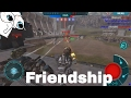 War Robots [WR] - Friendship Between Carnage And Griffin😂😂