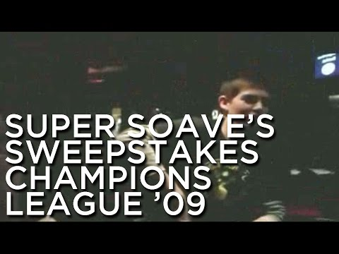 2009-02-22 'Super Soave's Sweepstakes: Champions League 2009'