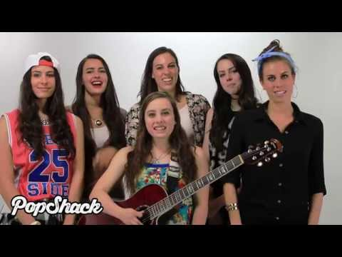 Cimorelli - You're Worth It Acoustic at PopShack