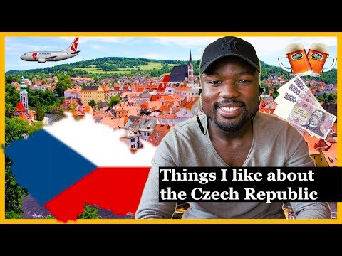 Things I like about Czechia | South African Youtuber