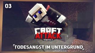 CRAFT ATTACK S3 #3 | Angst im Untergrund und Geschenke! | Vicevice