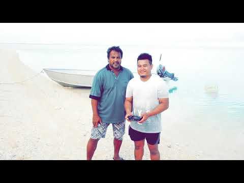 Tuvalu go pro shot
