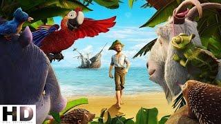 Робинзон Крузо. Очень обитаемый остров (2016) УКРАИНСКИЙ ТРЕЙЛЕР
