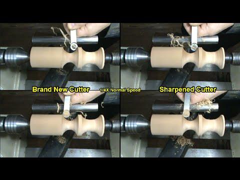 Sharpening Carbide Cutters