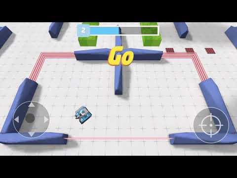 Tankr.io-Tank Realtime Battle Gameplay HD 1080p 60fps