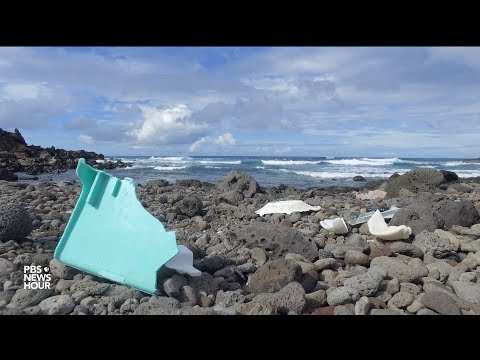 Pristine Rapa Nui (Easter Island) battles tons of plastic pollution | PBS NewsHour Extra