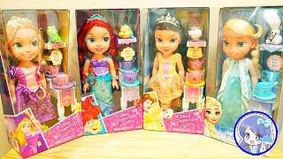 ディズニープリンセス ❤️ メルちゃんよりもだいぶ大きいアニメータードールを紹介します! ❤️ 商品紹介 Disney Princess 人形 おもちゃ ToyHouseトイハウス thumbnail